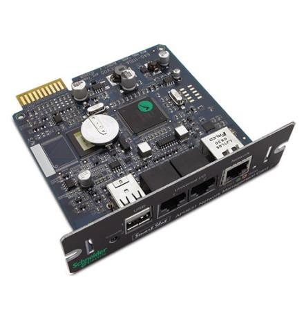 Cartão de Gerenciamento de Redes para Nobreaks 2 com Monitoramento Ambiental