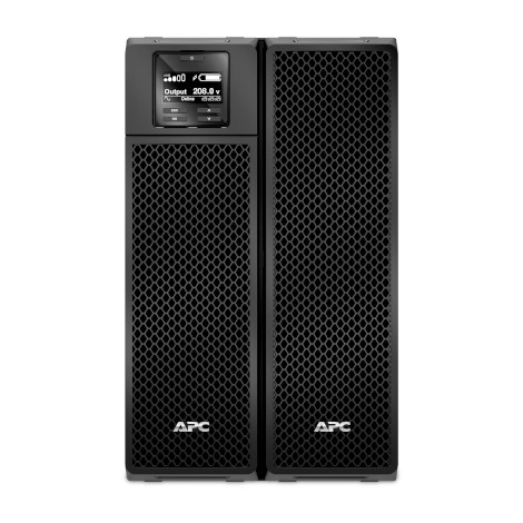 Nobreak APC Inteligente SRT 8000VA / 8000Watts, 208V, Rack ou Torre
