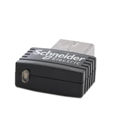 Roteador e Coordenador USB Sem Fio NetBotz da APC