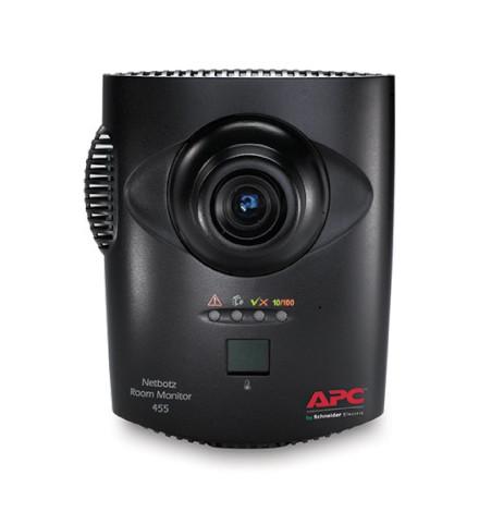 Monitor Para Sala da APC NetBotz 455 (sem injetor PoE)