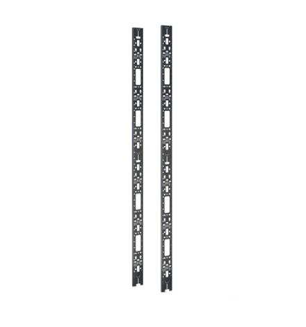 Gerenciador Vertical de Cabeamento NetShelter da APC SX 42U, (Quantidade: 2)