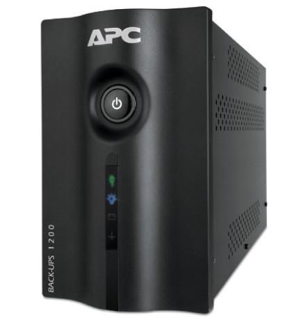 Nobreak APC Back-UPS 1200VA / 600 Watts, 115/220V, Brasil