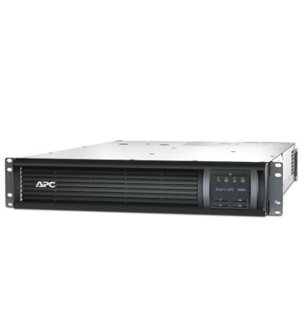 Nobreak APC Inteligente Smart-UPS T 3000VA / 2700Watts, 120V, Painel LCD, Rack 2U, Brasil