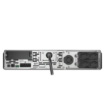 Nobreak APC Inteligente Smart-UPS X 3000VA / 2700Watts, 120V, Painel LCD, Rack 2U ou Torre, Brasil