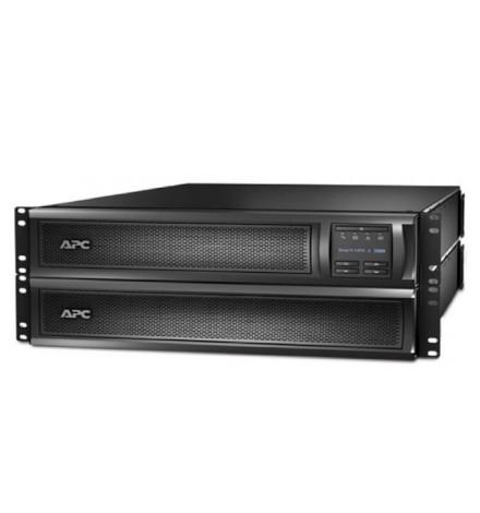 Nobreak APC Inteligente Smart-UPS X 3000VA / 2700Watts, 230V, Painel LCD, Rack 4U ou Torre, Brasil