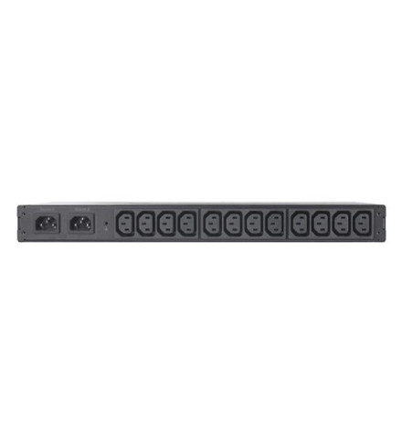 Sistema ATS para Rack da APC, 230V, 10A, Entrada C14, (12) Saídas C13