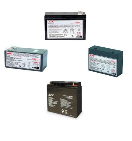 Baterias de Reposição