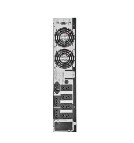 Nobreak SMS Inteligente Daker 1000VA / 800Watts, 220V, Rack ou Torre