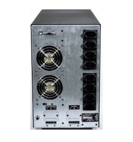 Nobreak SMS Inteligente Sinus Triad 3100VA / 2400Watts, Entrada Bivolt, Saída 115, Torre