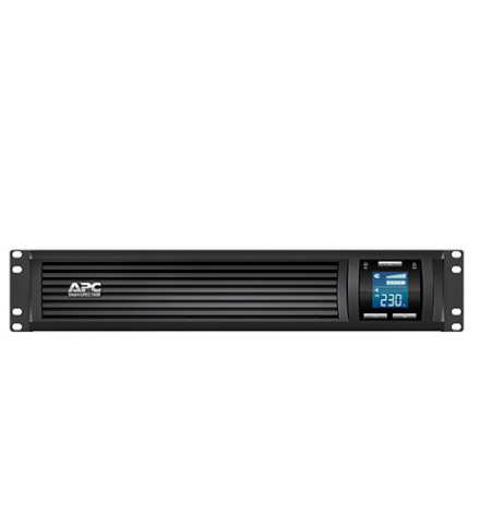 Nobreak APC Inteligente Smart-UPS C 1500VA / 900Watts, 230V, Painel LCD, Rack 2U, Brasil
