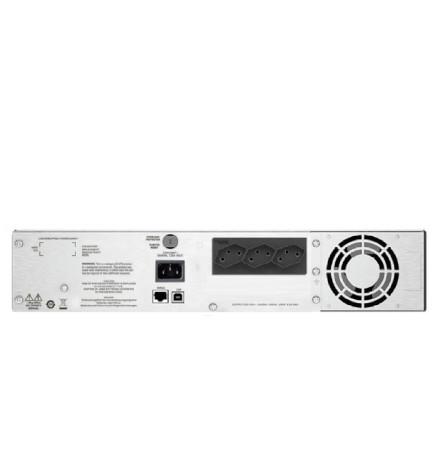Nobreak APC Inteligente Smart-UPS C 2000VA / 1300Watts, 230V, Painel LCD, Rack 2U, Brasil