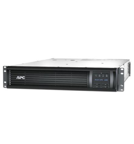 Nobreak APC Inteligente Smart-UPS T 2200VA / 1980Watts, 230V, Painel LCD, Rack 2U, Brasil